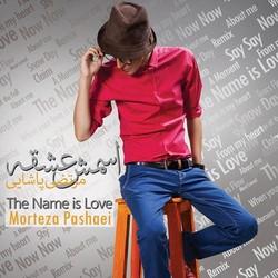کد پیشواز آلبوم اسمش عشقه مرتضی پاشایی
