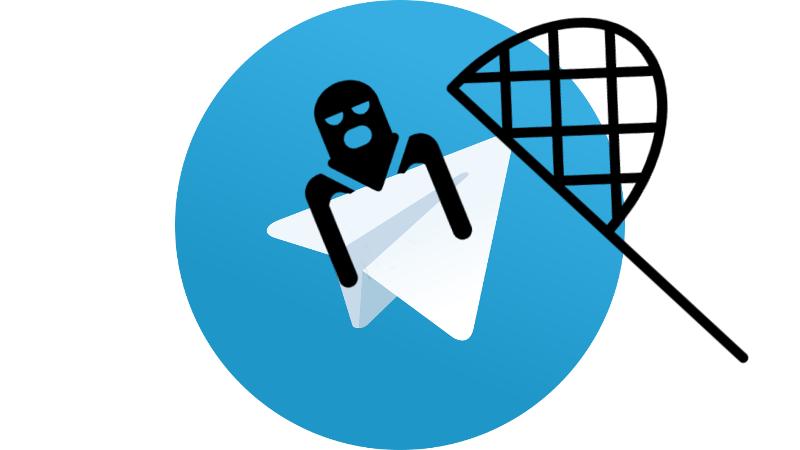 آموزش خارج شدن ریپورت در تلگرام