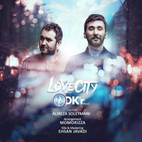 دانلود آهنگ جدید گروه دکر به نام شهر عشق
