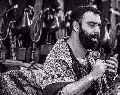 دانلود مداحی عمری از کرب و بلا نوشتم از جواد مقدم