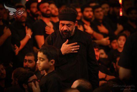 دانلود مداحی بعضی روزا فکر می کنم بار گناهم از محمود کریمی