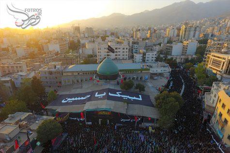 دانلود مداحی شب ششم محرم ۹۵ حاج محمود کریمی