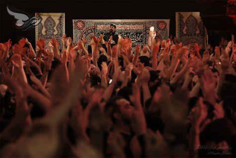 دانلود مداحی زنگ اشتر ساز ماتم میزند از محمود کریمی