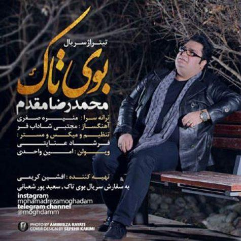 دانلود آهنگ جدید تیتراژ سریال بوی تاک از محمدرضا مقدم