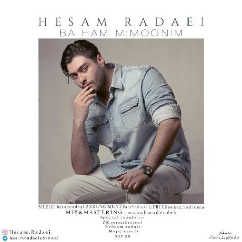 دانلود آهنگ جدید حسام ردایی به نام با هم می مونیم