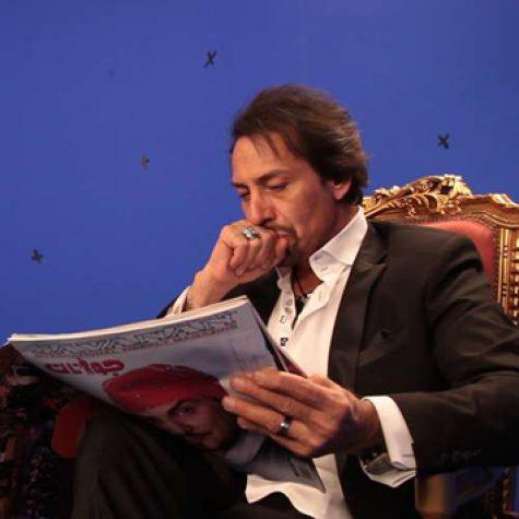 دانلود آهنگ قصد من از سعید محمدی