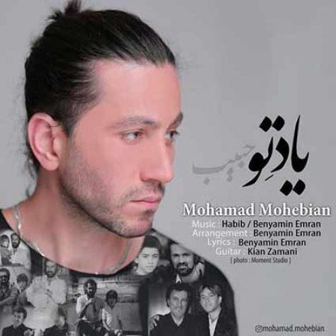 محمد محبیان یاد تو