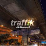 دانلود ریمیکس جدید بهادر اس به نام ترافیک
