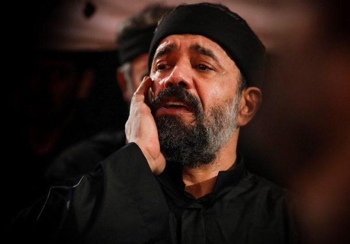 دانلود مداحی علم به دوش سقا چشمای زینب دریا از حاج محمود کریمی