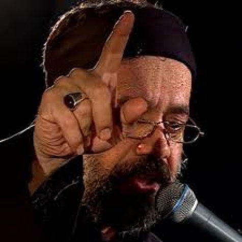 دانلود مداحی من حر گنه کار تو هستم از حاج محمود کریمی