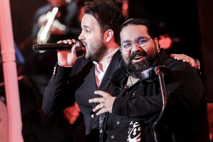دانلود اجرای زنده آهنگ منو بارون بابک جهانبخش و رضا صادقی