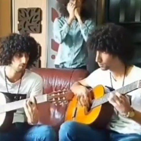 آهنگ کبوتر دبیرستانی من از رحمان رحیم